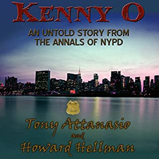 Kenny O: An Untold Story from the Annals of NYPD cover art