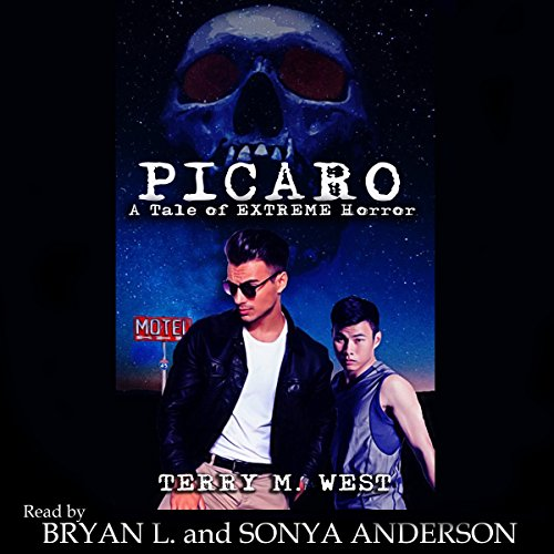 Picaro: A Tale of EXTREME Horror audiobook cover art