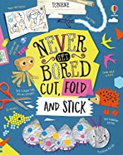 Never Get Bored Cut, Fold and Stick