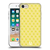Head Case Designs Limón Modelos de La Fruta Micro Carcasa de Gel de Silicona Compatible con Apple iPhone 7 / iPhone 8 / iPhone SE 2020