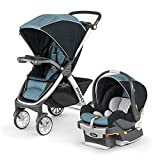 Chicco Bravo Trio Travel System - Iceland