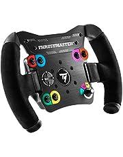 Thrustmaster, Open Wheel Add-on (Stuurwiel Addon, 28 Cm, Veloursleder, Ps4/Ps3/Xbox Oe/Pc), Zwart