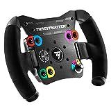 Thrustmaster TM Open Wheel, Aro de volante desmontable multiplataforma diseñado para el óptimo rendimiento en carreras de GT y monoplazas