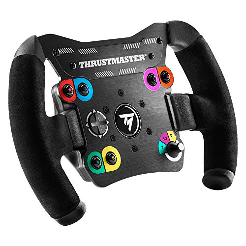 TM Open Wheel: Corona per Volanti Thrustmaster Rimuovibile e Multipiattaforma, Progettata per Competere nelle Gare GT e Monoposto