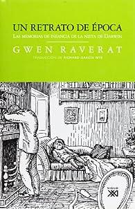 Un retrato de época (Las memorias de infancia de la nieta de Darwin) par Gwen Raverat