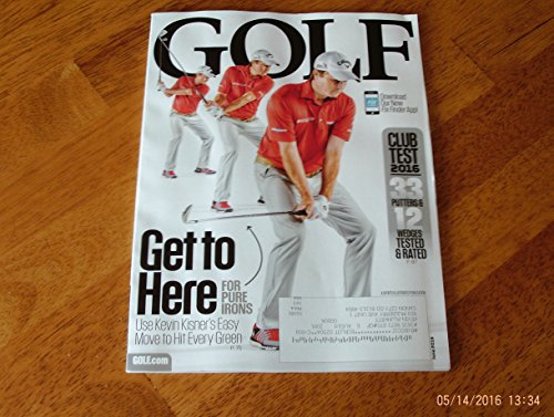 Golf June 2016 Get to Here Use Kevin Kisner's Easy Move to Hit Every Green