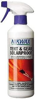 NIKWAX(ニクワックス) テント & ギア ソーラープルーフ 500ml 【撥水剤】 EBE3A2