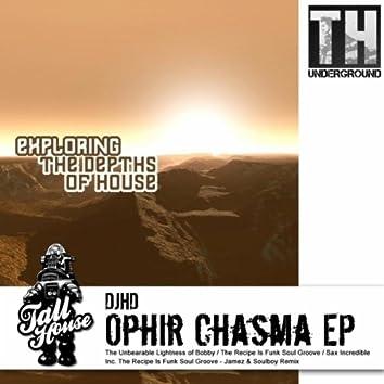 Ophir Chasma EP
