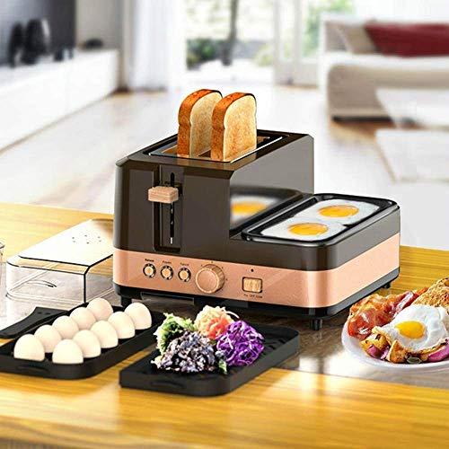 Broodroosters Ontbijt Maken Multi-Function Brood roosteren Machine ZHW345