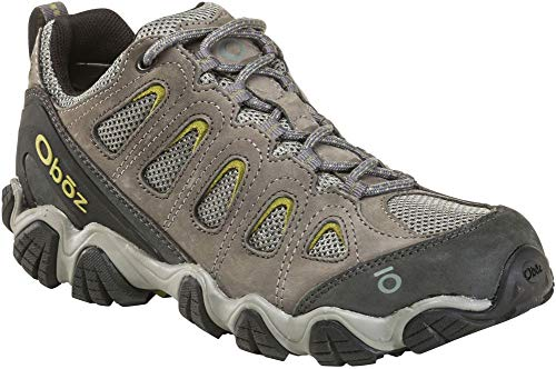 Oboz Sawtooth II Low Hiking Shoe - Men's Pewter 7.5