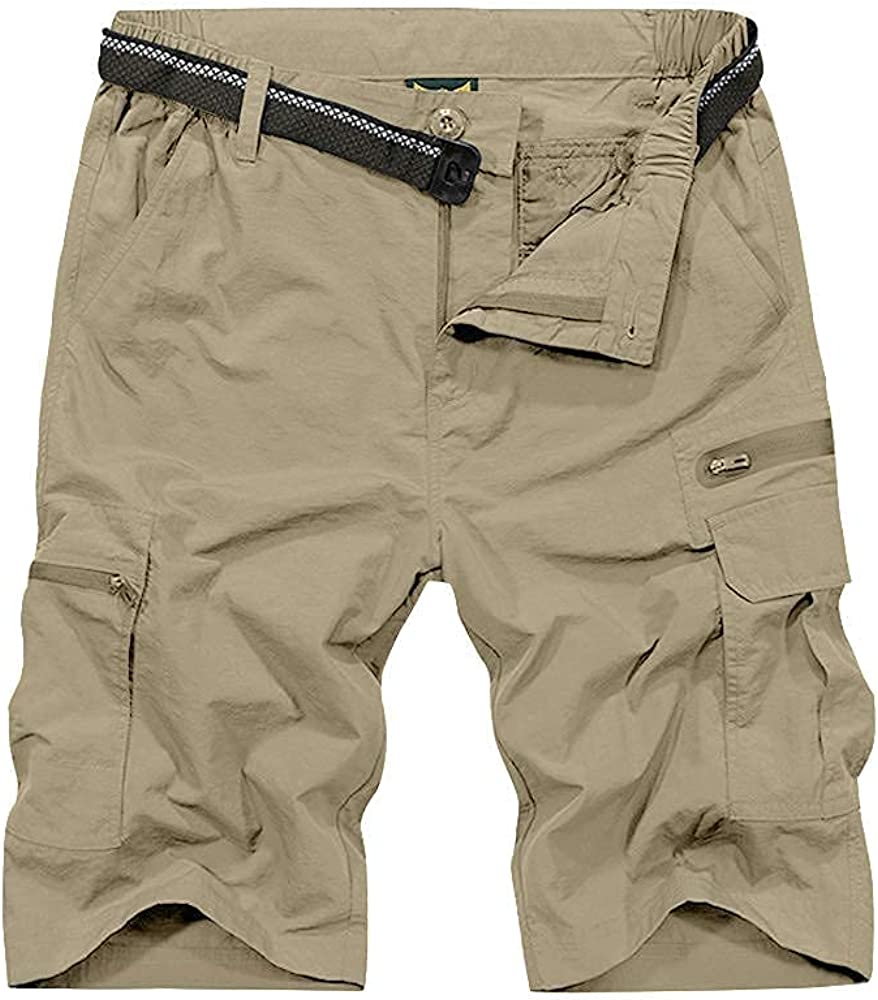 linlon Mens Hiking Shorts Time sale Outdoor Dry Lightweight Casual sold out Quick S