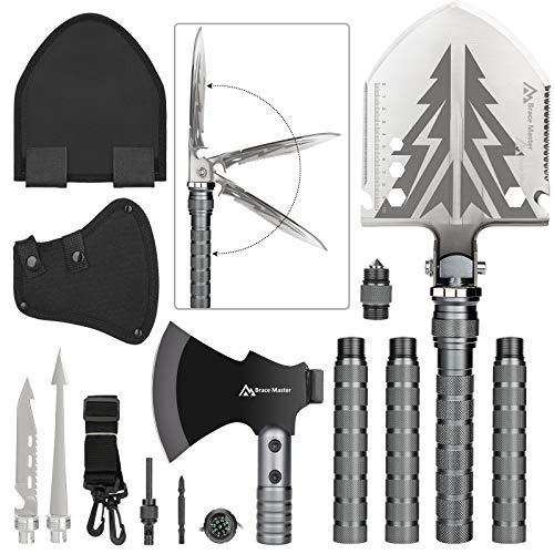Brace Master Camping Schaufel Bild