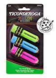 Exceptional quality for smudge-free corrections Latex free Perfect for Back to School PMA certified non-toxic All colors glow under black light