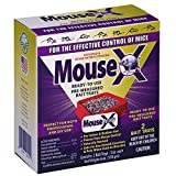 Best Mouse Poisons - EcoClear Products 620107, MouseX All-Natural Non-Toxic Humane Mouse Review