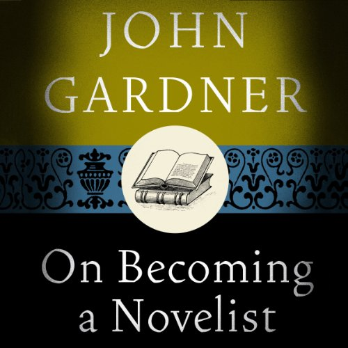 On Becoming a Novelist cover art