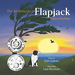 The Adventures of Flapjack: Saying Goodbye by [Dan Cohen, Lisa Norman]