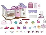 Sylvanian Families - Le Village - La Boutique D Accessoires de Mode - 5234 - Commerce - Mini Poupées