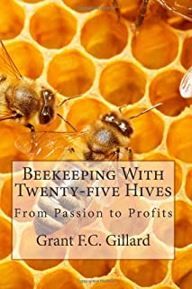 Beekeeping With Twenty-five Hives: From Passion to Profits