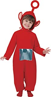 Disguise Child's Red Teletubbies PO Costume (Size:Toddler 1-2) Costumes