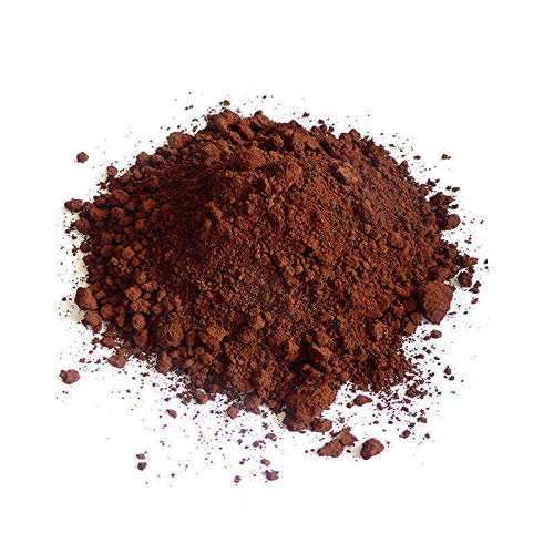 Artist Grade Brown Pigment Powder Natural Iron Oxide Mineral Quality (100g)
