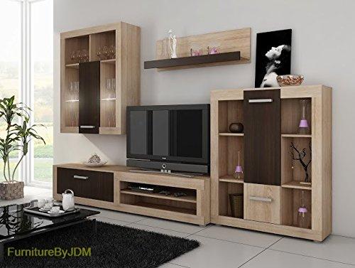 TV Wohnwand, TV-Tisch Set