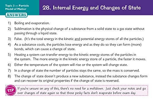 New 9-1 GCSE Physics AQA Revision Question Cards (CGP GCSE Physics 9-1 Revision)
