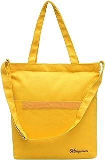 Fanspack College Shoulder Bag Top Handle Handbag Crossbody Bag Tote Bag for Women Girls