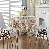 sans_marque Mantel de mesa, puede limpiar el mantel de mesa, limpiar la cubierta protectora impermeable de la mesa, se utiliza para la cocina picnic al aire libre en interior152 cm