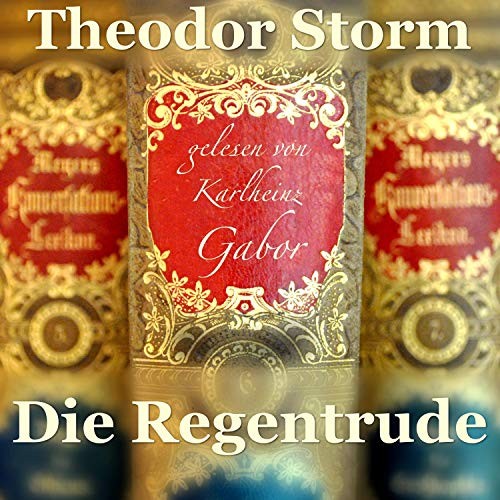 Die Regentrude cover art