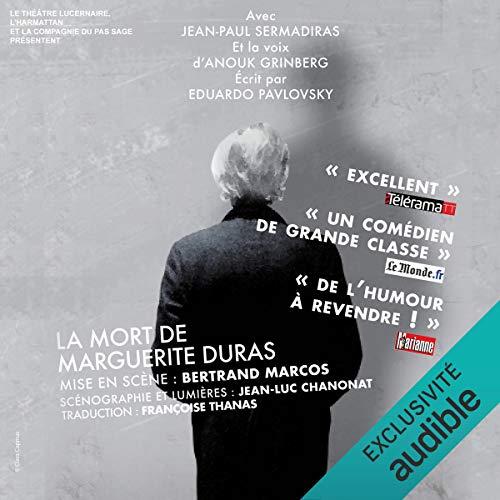 La mort de Marguerite Duras  By  cover art