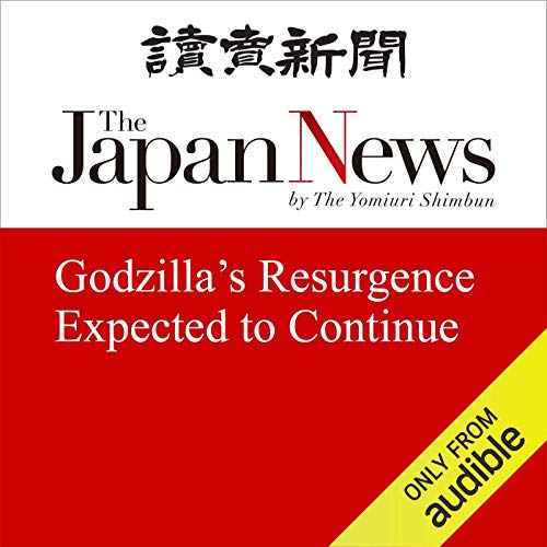Godzilla's Resurgence Expected to Continue cover art