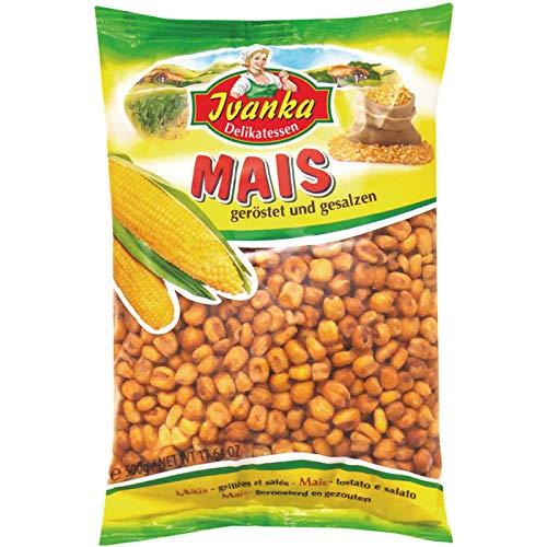 Ivanka Mais geröstet und gesalzen 5 x 500g