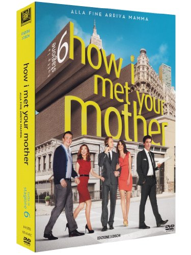 How I met your motherStagione06 [3 DVDs] [IT Import]