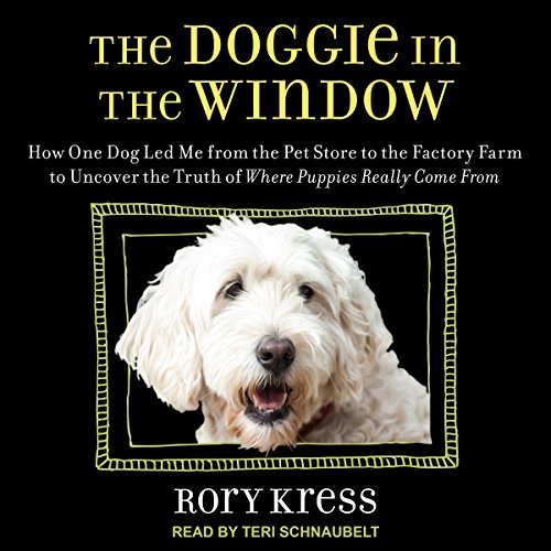 The Doggie in the Window audiobook cover art