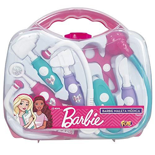Barbie Kit Medica Maleta, Multicolor