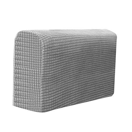 Lynn 2 Pcs Sofa Furniture Armrest Covers Couch Chair Arm Protectors Stretchy for Home 2 Stück Sofa Möbel Armlehnenbezüge Couch Stuhl Arm Protektoren Stretchy für zu Hause