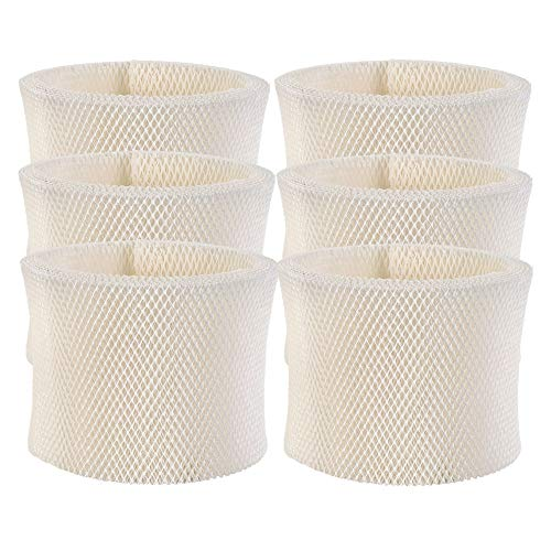 ITidyHome 6 Pack Humidifier Wicking Filters Compatible with Honeywell HC-14 Series Filter E HC-14V1 HC-14 HC-14N, Models HCM-6009 HCM-6011 HEV680 HEV685 Series (6 Pack)