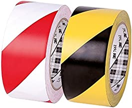 Propac z-nd50y766 signaalkleur plakband vinyl 3 m, 50 mm x 33 m, 3 stuks
