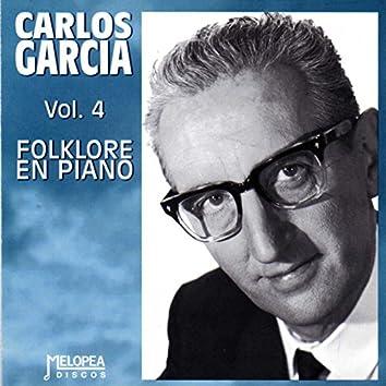 Vol. 4 Folklore en Piano