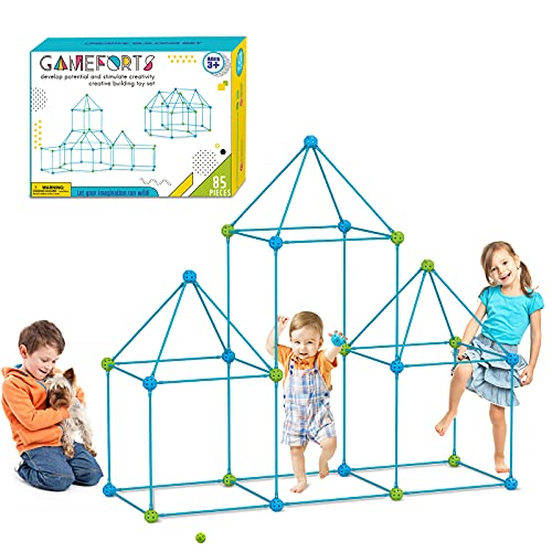 Fort Building Kits for Kids