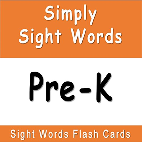 Simply Sight Words - Pre-K  By  cover art