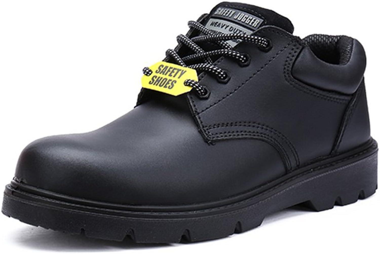 SAFETY JOGGER for Work Men's Steel Toe Slip-On S3 Safety shoes Black
