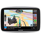 TomTom GO Premium (6 Pouces) - GPS Auto - Cartographie Monde, Trafic, Zones de Danger...