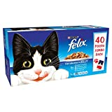 Felix As Good As It Looks Doubly Delicious <span class='highlight'>Cat</span> <span class='highlight'>Food</span> Meaty, 40 x 100g