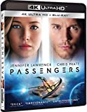 Passengers (4K UHD + BD) [Blu-ray]