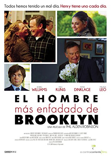 El hombre más enfadado de Brooklyn [DVD]
