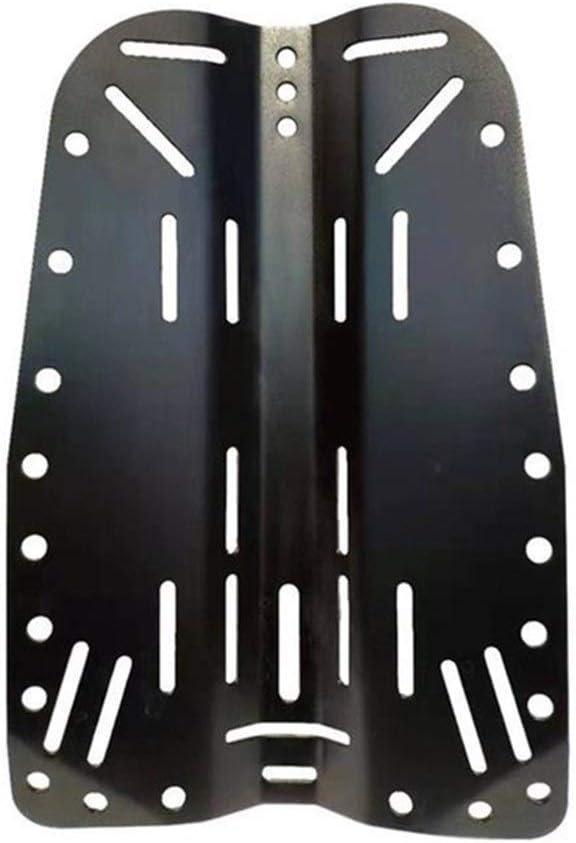 Wear-Resistant Scuba Diving Aluminum Backplate Aluminium Limited Limited time cheap sale time cheap sale