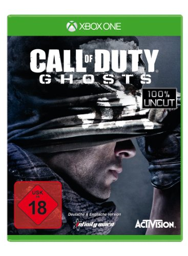 Call Of Duty: Ghosts (100% Uncut) [Importación Alemana]