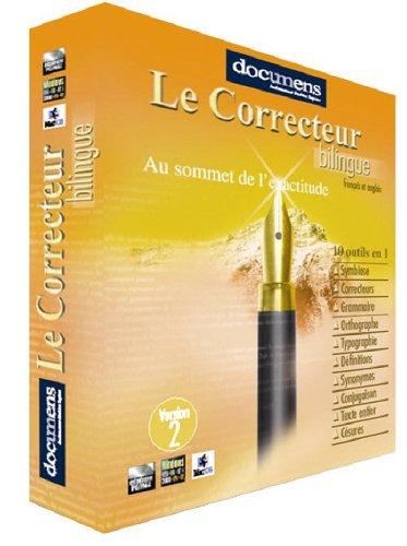Correcteur 101 bilingue : Correcteur 101 Pro Français + Anglais