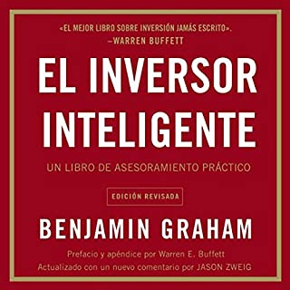 Couverture de El inversor inteligente [The Smart Investor]